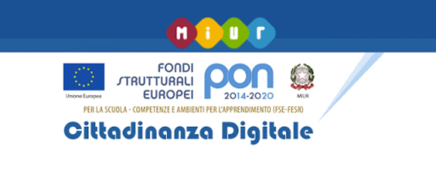 PON FSE Cittadinanza digitale Codice: 10.2.2A-FSEPON-CA-2018-1255