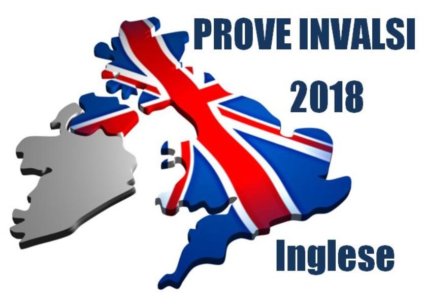 Avviso Prova Invalsi Inglese